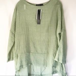 ZANZEA Collection Casual Loose Blouse Large